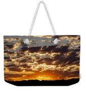 Sunrise At Spirit Lake Sanctuary 20140710 0604 Weekender Tote Bag