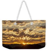 Sunrise At Spirit Lake Sanctuary Lower Lake Ca 20140710 0609 Weekender Tote Bag