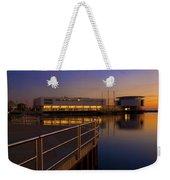 Sunrise At The Lakefront Weekender Tote Bag