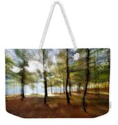 Sunrise At The Magic Forest Weekender Tote Bag