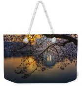Sunrise At The Thomas Jefferson Memorial Weekender Tote Bag