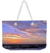 Sunrise Cloudshadows Weekender Tote Bag