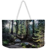 Sunrise Creek Weekender Tote Bag