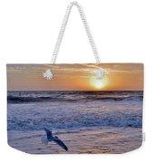Sunrise Flight Weekender Tote Bag