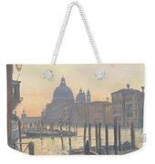 Sunrise Grand Canal Weekender Tote Bag