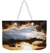 Sunrise Heaven Weekender Tote Bag