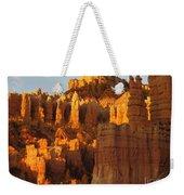 Sunrise In Bryce's Fairyland Weekender Tote Bag