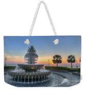 Sunrise In Charleston Weekender Tote Bag