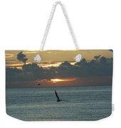 Sunrise In The Florida Riviera Weekender Tote Bag