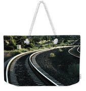 Sunrise In The Yard Weekender Tote Bag