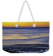 Sunrise Ipswich Bay Weekender Tote Bag