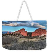 Sunrise Of The Gods Weekender Tote Bag