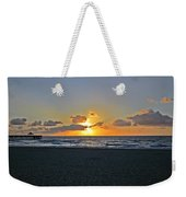 Sunrise On Deerfield Beach Weekender Tote Bag
