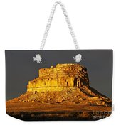 Sunrise On Fajada Butte Weekender Tote Bag
