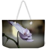 In Silence I Stand Weekender Tote Bag