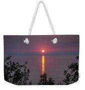 Sunrise On Middle Island Weekender Tote Bag