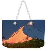 1m5306-sunrise On Mt. Washington Weekender Tote Bag
