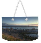 Sunrise On The Coquille River Weekender Tote Bag