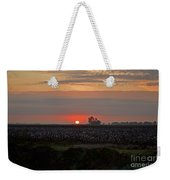 Sunrise On The Cotton Field Weekender Tote Bag