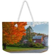 Sunrise On The Farm Weekender Tote Bag