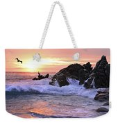 Sunrise On The Horizon Weekender Tote Bag