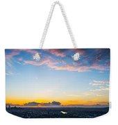 Sunrise On The Horizon Weekender Tote Bag