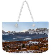 Sunrise On The San Juans Weekender Tote Bag