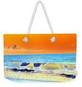 Sunrise On Tybee Island - Photopower 168 Weekender Tote Bag