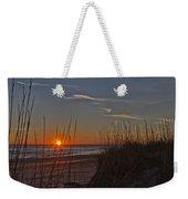 Sunrise Outer Banks Norht Carolina Img_3721 Weekender Tote Bag