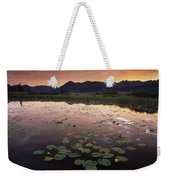 Sunrise Over Granadier Range Molas Pass Weekender Tote Bag