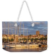 Sunrise Over La Ciotat France Weekender Tote Bag