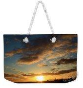 Sunrise Over Port Angeles Weekender Tote Bag