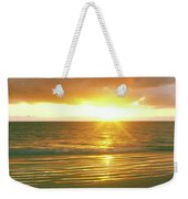 Sunrise Over The Pacific Ocean, Cabo Weekender Tote Bag