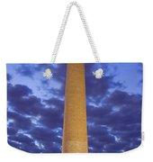 Sunrise Over Washington Monument Weekender Tote Bag