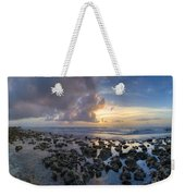 Sunrise Panorama Weekender Tote Bag