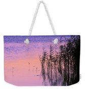 Sunrise Reeds Weekender Tote Bag