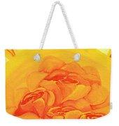 Sunrise Roses Weekender Tote Bag