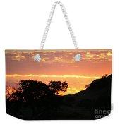Sunrise Scenery Weekender Tote Bag