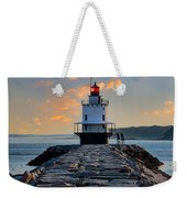 Sunrise Spring Point Ledge Weekender Tote Bag