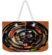 Sunrise Sunsets Polar View Weekender Tote Bag
