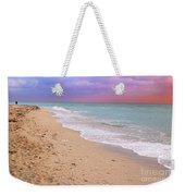 Sunrise Surf At Miami Beach  Weekender Tote Bag