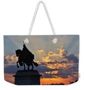 Sunrise With Saint Louis The 9th Weekender Tote Bag