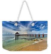 Sunscape Sabor Pier Weekender Tote Bag