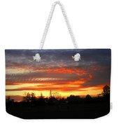 Sunset 02 28 13 Weekender Tote Bag