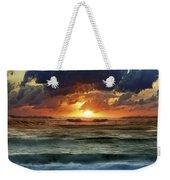 Sunset 12 Weekender Tote Bag