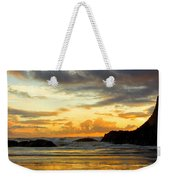 Sunset And Seal Rock Weekender Tote Bag