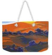 Sunset And Shadow Weekender Tote Bag
