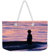 Sunset Art - Contemplation Weekender Tote Bag
