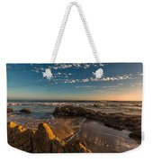 Sunset At Crystal Cove 12 Weekender Tote Bag