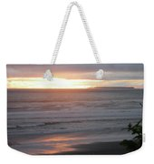 Sunset At Kalaloch Weekender Tote Bag